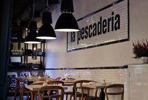 La Pescadería / en Ballesta, 32, barrio de Malasaña....