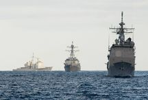 Deployment / Fair winds and following seas as our Sailors deploy.