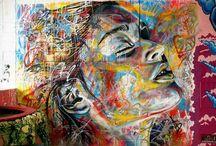 Public Art, Street Art, Wall Art, Murals, Grafitti