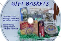 Gift Basket Programs / Let my 25 years of gift basket success help you start and grow the business of your dreams. There's also a gift basket affiliate program and others ways you can make money from the comfort of your home. Choose an option, and email or call me! 800-640-8521 or info@sweetsurvival.com.