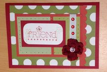 Stampin up-For A Friend