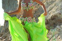 Traje Danza Arabe