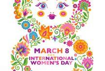 8 martie - ziua femeii