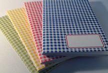 Carimbo Letterpress / Alguns dos produtos que fazemos aqui, impressos em letterpress.