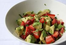 Salads / Tasty salas ideas for the summer months