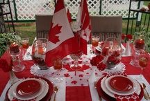 HOLIDAY - Canada Day / What a beautiful country we live in. / by Samantha Emmerson