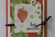 Stamping - Friendship