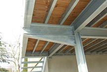 Steel Cantilevers