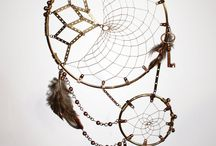 Dreamcatchers / Ideas for making dreamcatchers.