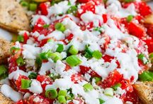 COOKING - DIPS & SAUCES / A variety of recipes for dips and sauces