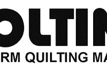 Nolting Manufacturing / Nolting Manufacturing is the originator of the longarm quilting machine. Nolting builds, sells, and supports the best longarm quilting machines in the world. / by Nolting Longarm