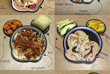 Toddler meals - ideas