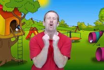 English for Kids / Join Steve and Maggie Magpie in some interactive clips designed to help introduce your children to learning English in a fun and interesting way. It's super simple to practice English at home with these clips that kids want to watch again and again. The children are exposed to natural English, and readily 'Say with Steve' even after the smallest encouragement or prompting. So enjoy learning and playing at the same time and please subscribe.
