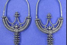 Medieval glamour / Medieval jewelry, mostly from Great Moravia