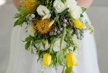 Styled Shoot: Citrus & Slate