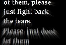 Hear me cry / The happy pain