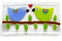 Fused glass / by Judy Dushane