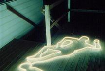 23 Erstaunliche Neon-Halloween-Dekoration-Ideen