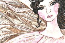 Art + Illustrations + Prints