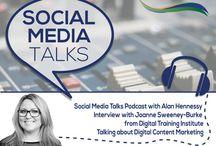 Social Media Talks Podcasts