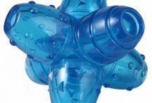 Zabawki na przysmaki dla psa / Odlotowe zabawki dla psa - ukryj w środku przysmaki - a pies będzie miał godziny zabawy
