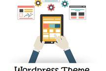 Wordpress theme demo set up
