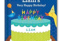 Aidans birthdays / by Tiffany Stagg
