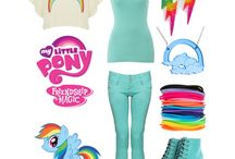 my little pony outfit ideas
