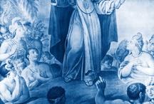 Maria of Agreda Blue Nun