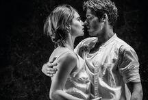Richard Madden, Lily James