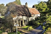 Chocolate box cottages / A collection of our cosiest and prettiest cottages from all over the country