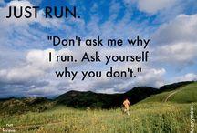 Running / by Brooke Martin