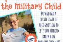 Military Kids / by Marcella Lewis
