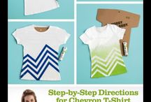 Colorare magliette