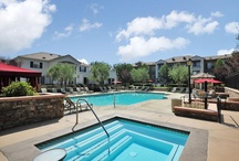 AMLI on Day Creek / Live life to the fullest at AMLI on Day Creek's apartments in Rancho Cucamonga, where our amenity package featuring a spa and open courtyards, eye-catching interior finishes, and close proximity to Victoria Gardens Mall will satisfy all of your apartment dreams.