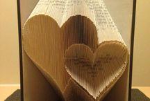 boeken vouwen