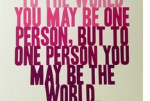 Neat Quotes / by Lindsey Huber