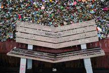 Mengbadikan Asmara Lewat Gembok Cinta Di Seoul