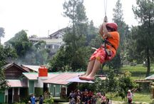 Flying Fox Citra Alam / Dengan Track Lintasan sepanjang 300 M dan melintasi Sungai Ciliwung, rasakan sensasi mendebarkan dan juga mengasyikan. Sebuah pengalaman yang berkesan dan yang pasti seru!!!