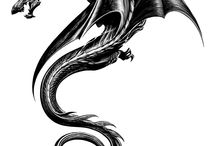 Tatuaggi di draghi