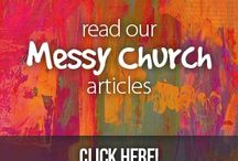 Bible projects for kiddlings - Messy church