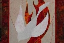 Worship banners and art / Worship banners, Art and So much more / by Brenda Rice
