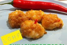 LCHF / LCHF meal inspiration