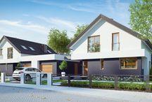 HomeKONCEPT 3 B | Projekt domu / Projekt domu w zabudowie bliźniaczej HomeKONCEPT 3B https://www.homekoncept.com.pl/produkt/projekt-domu-homekoncept-03-b