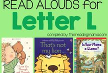 Letter L Preschool / Preschool activities, books, and crafts for the Letter L.