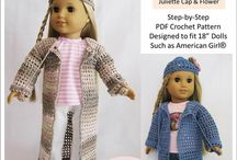 Crocheting Patterns For Dolls