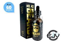 Beard Vape Co. / Beard Vape Co made almost 100 flavors over the course of several months and assigned a vape block number to each one. The flavors were set out on the testing block of the vape shop and rapidly people started to inquire about them, asking for more. After receiving weeks and weeks of feedback from customers on each of the 100 flavors, the team was able to narrow it down to the original three flavors. https://www.ejuicevapor.com/collections/beard-vape-co