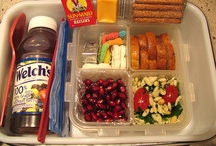 lunch ideas / by Krista