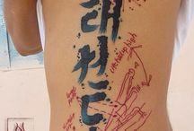 Tattoo's