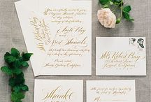 be {married . stationery . inspiration} / by Stephanie Yonce